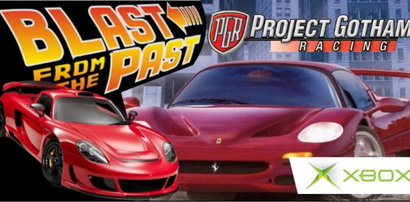 Blast from the Past: Project Gotham Racing (Xbox)