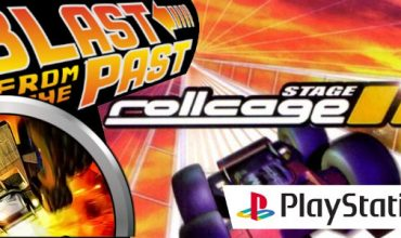 Blast from the Past: Rollcage Stage II (PS1)