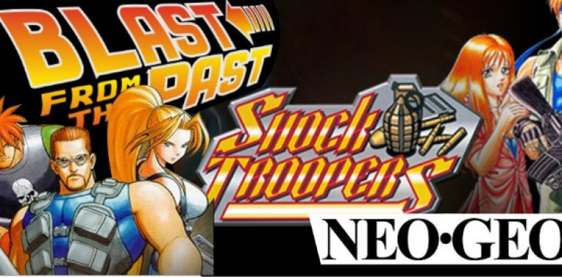 Blast from the Past: Shock Troopers (Neo Geo / Switch)