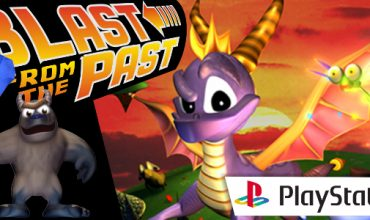 Blast from the Past: Spyro The Dragon (PS1)