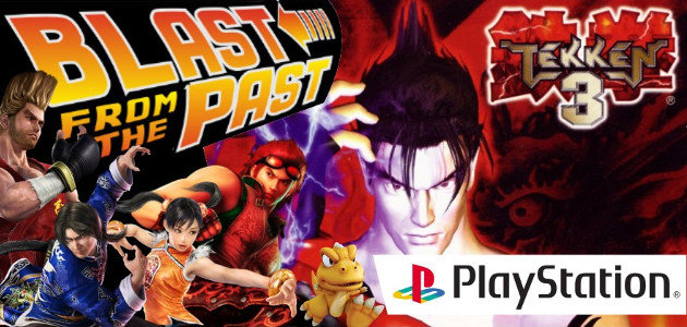 Blast From The Past Tekken 3 Ps1 Sa Gamer