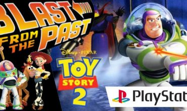 Blast from the Past: Toy Story 2: Buzz Lightyear to the Rescue (PS1)