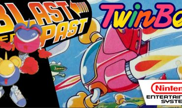 Blast From The Past: TwinBee (Famicom)