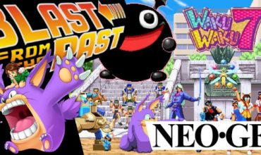 Blast from the Past: Waku Waku 7 (Neo Geo / Switch)