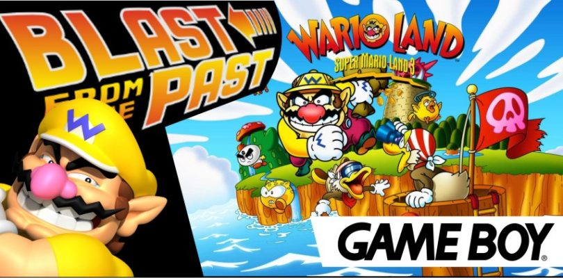 Blast from the Past: Wario Land: Super Mario Land 3 (Game Boy)