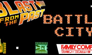 Blast From The Past: Battle City (Famicom)
