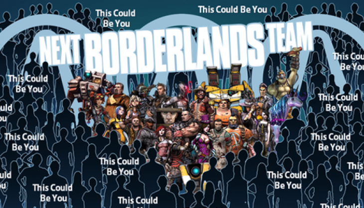 You think you have the skills to work on the next Borderlands?