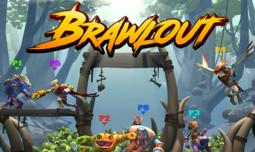 Video: Brawlout is a Smash Bros-alike game that's heading to PC, PS4 and Xbox One in 2017