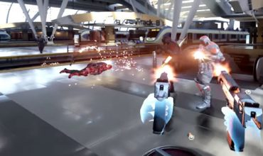 Video: Epic Games shows off their first Oculus Rift Sci-Fi shooter