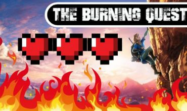 The Burning Question: What recent game reminded you why you love games?