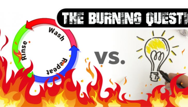 The Burning Question: Sequels or New IP?