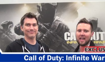 Video: Exclusive Call of Duty: Infinite Warfare interview