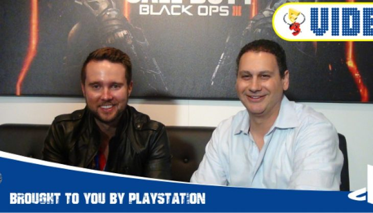 Call of Duty: Black Ops 3 Exclusive Interview