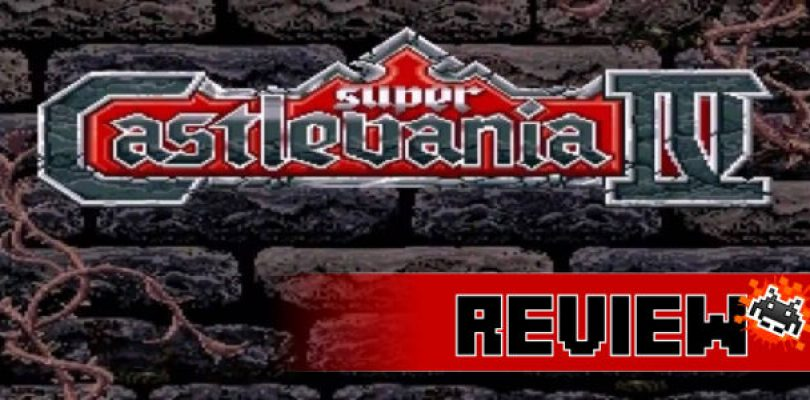 Review: Super Castlevania IV (Wii U, SNES)