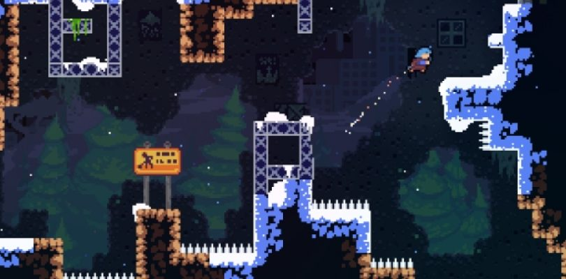 Like platformers that push your precision to the brink? You need to see Celeste