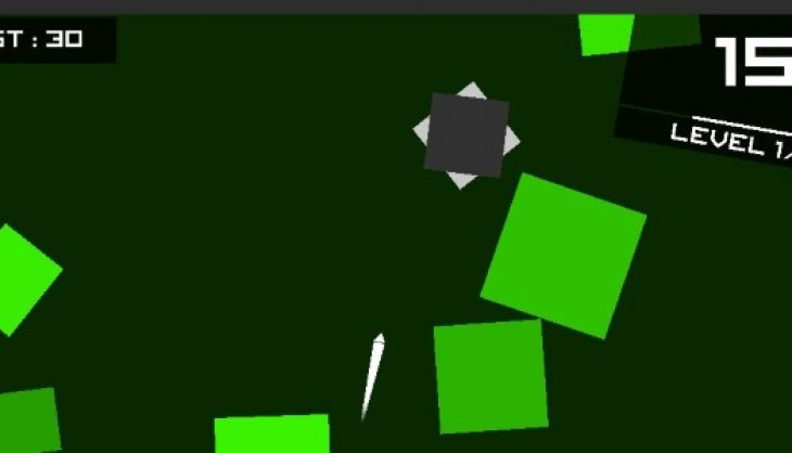 Cluster is a local free game that costs a lot of time