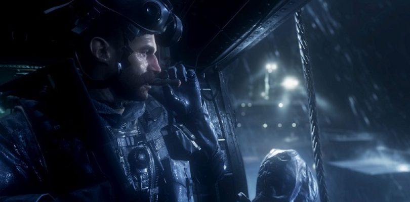Video: Captain Price has never looked so good in this brand new COD 4 remaster footage
