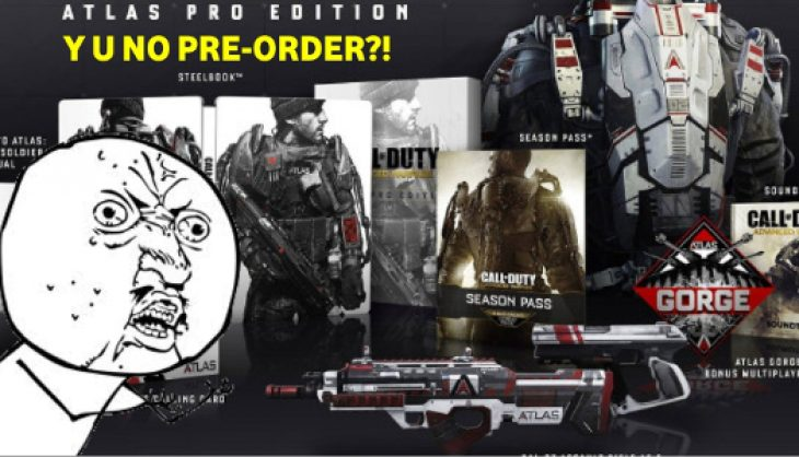 Activision points out the decline in pre-orders