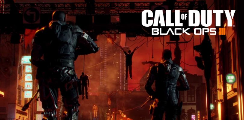 This CoD: Black Ops 3 story trailer is looking very Hollywood