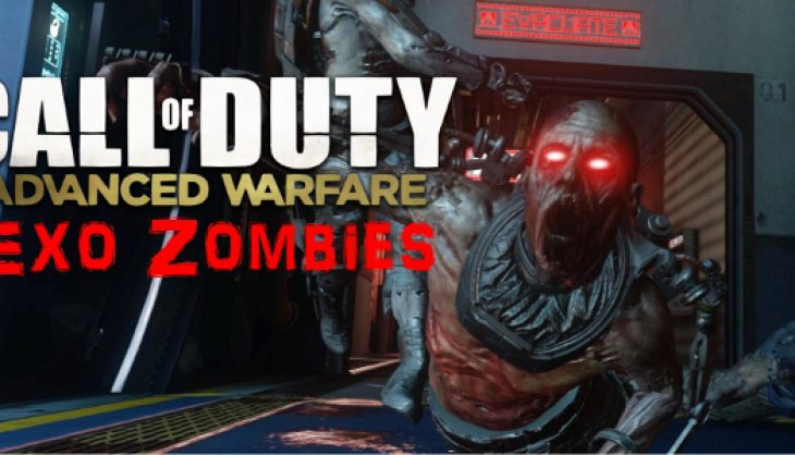 Video: We destroy the undead in CoD Exo Zombies mode