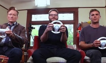 Video: Clueless Gamer plays Mario Kart 8 with Seth Rogen & Zac Efron… and bad things happen