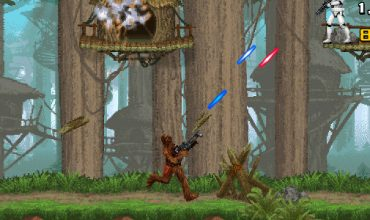 """A new """"Contra"""" from Konami… starring a Wookiee"""