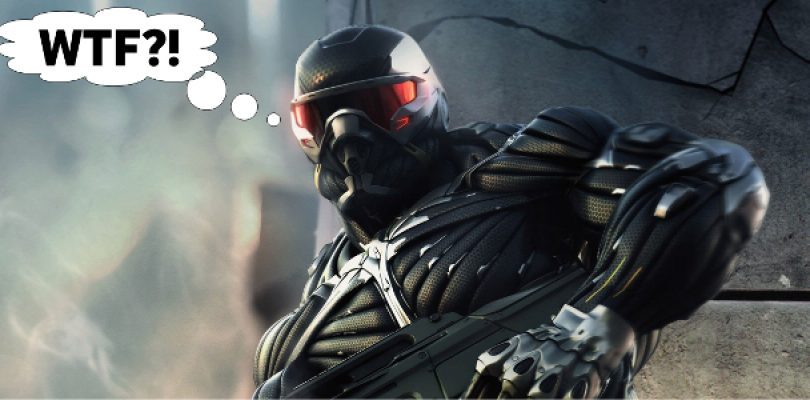 Crysis 2 in third-person  – the funniest thing you've ever seen