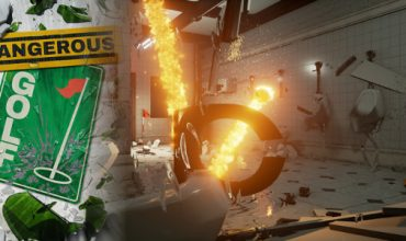 Video: Dangerous Golf looks like the most exciting game of golf you'll ever play