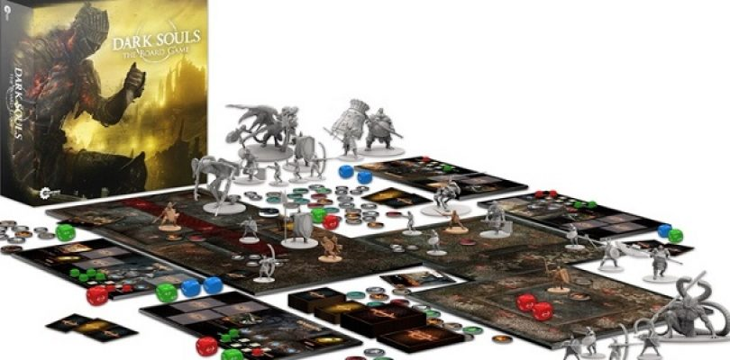 Video: Dark Souls board game gets crowdfunded in minutes