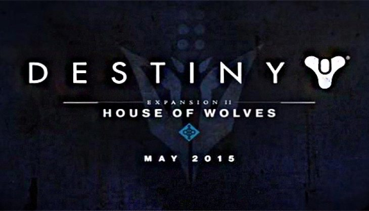 Destiny House of Wolves Delayed?