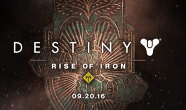 Gamescom: Destiny: Rise of Iron – Forged in Fire ViDoc video
