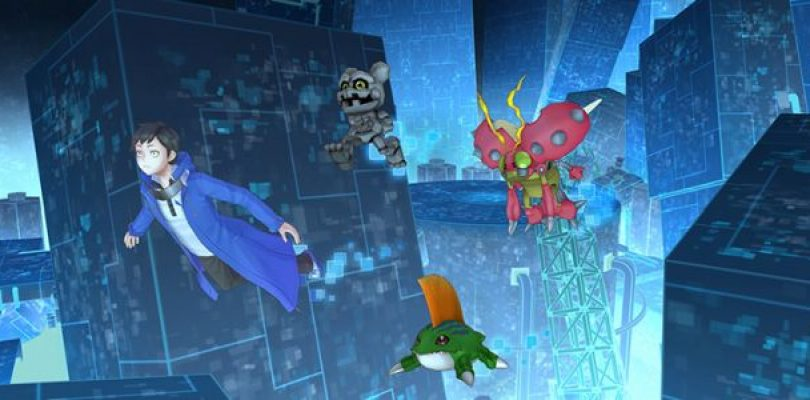 Take a look at the first trailer for Digimon story: Cyber Sleuth – Hacker's Memory