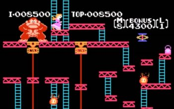 Blast from the Past: Donkey Kong (NES)