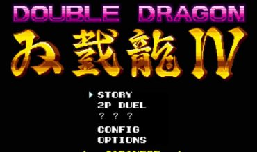 Video: Double Dragon IV headbutts its way to PC and PS4 on 30 January