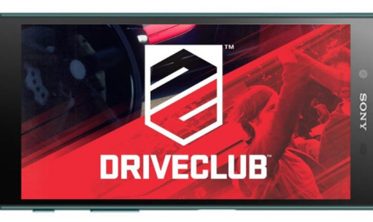 The Driveclub mobile app will be out