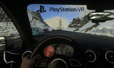 Yes, Driveclub VR is in development