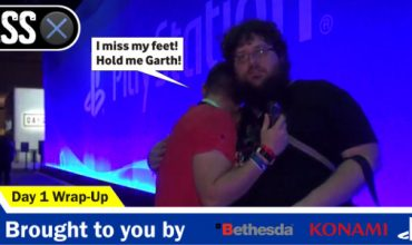 Video: E3 Day 1 Wrap-up (what is this sleep you speak of?)