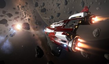 Three years later, one of Elite Dangerous' mysteries is coming into view
