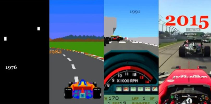 Video: The evolution of Formula 1 games