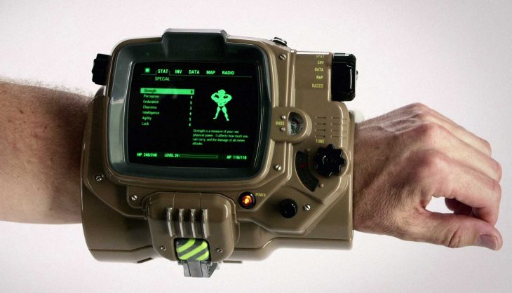 iPhone 6+ won't work with Fallout 4 Collector's Edition Pip-Boy