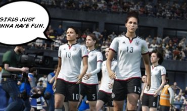 Video: FIFA 16 will be more ladylike