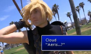 Final Fantasy VII gets the Mega64 treatment
