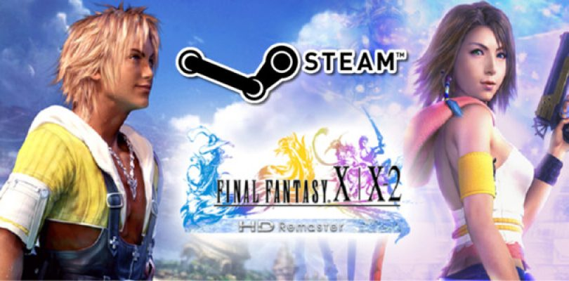 Final Fantasy X/X-2 HD gets an official release date and specs for PC