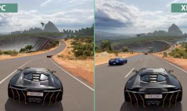 Video: Forza Horizon 3 – PC vs. Xbox One graphics comparison