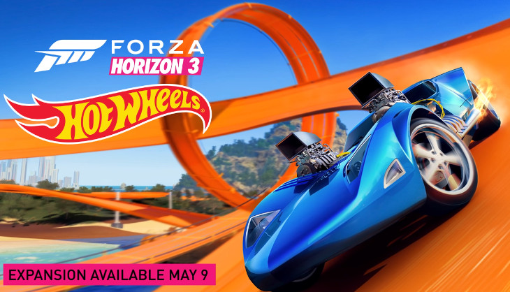 video new forza horizon 3 expansion looks hot and speeds. Black Bedroom Furniture Sets. Home Design Ideas