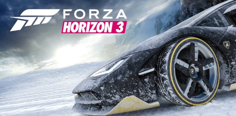 Winter is coming to Forza Horizon 3 in a new expansion