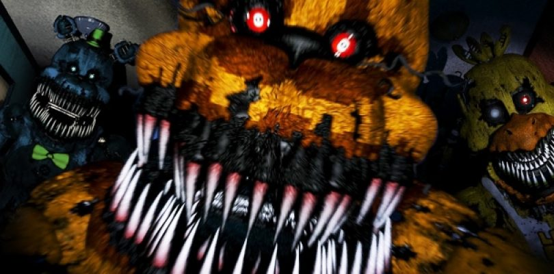 Waterproof your couch: Five Nights at Freddy's is heading to console