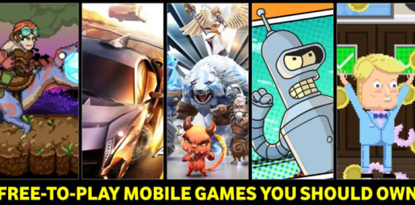 mobile games free to play