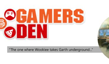 Gamers Den – You can only take one game to the bomb shelter. What game?