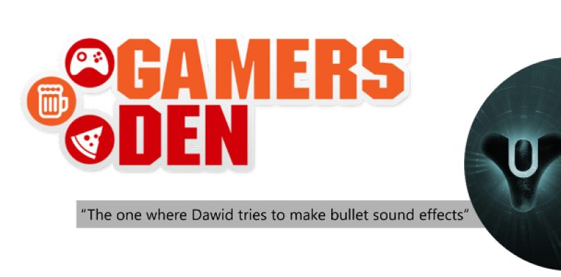 The Gamers Den – What did you think of the Destiny Beta?